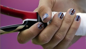 {Beauty & The Games} The Olympic's Best Manicures Thus Far…