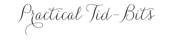 practical-tid-bits
