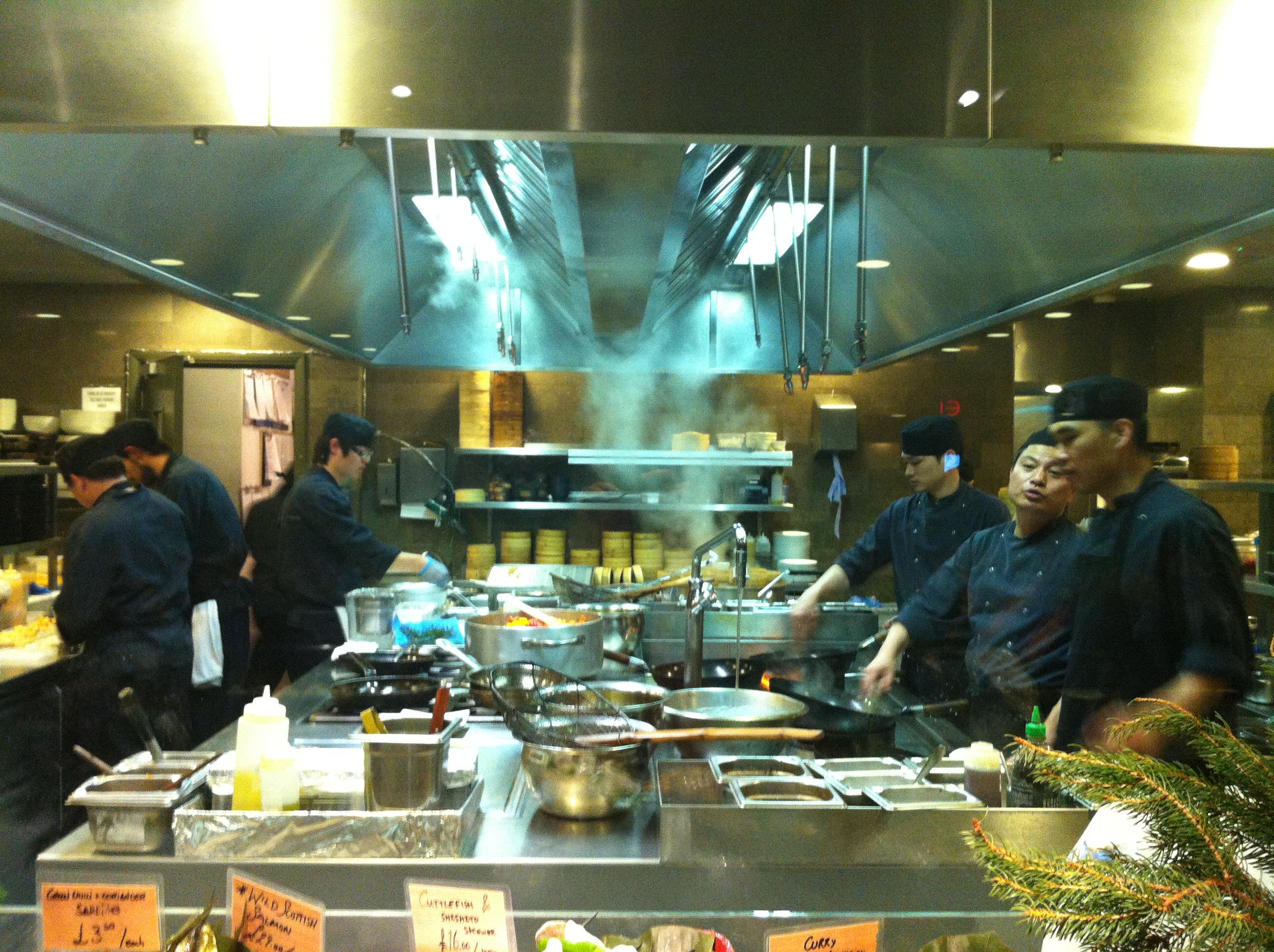 novikov restaurant london review