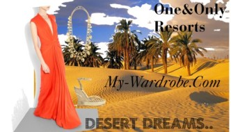 {Shopping/Travel} PACK FOR PARADISE with One & Only Resorts and My-Wardrobe.com!