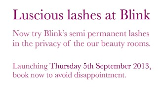 {Beauty} You're Invited to a New Luxurious Lash Experience