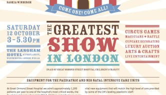 {Entertainment} Fun for the Entire Family at the Greatest Show in London