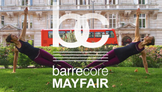 {Beauty & Exercise} Barrecore Pulses Into Mayfair