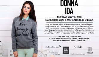 {Shopping/Beauty/Exercise} An invite from Donna Ida, Emily Johnston, and Yours Truly…..