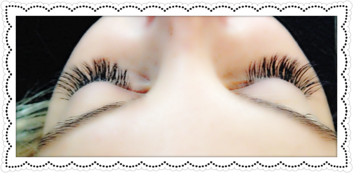 Beauty} My New Russian Volume Lashes by Eyelush — American Girl in