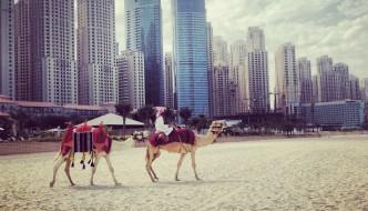 {Travel} An American Girl in Dubai