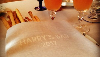 {Eat & Drink} An Incredible Evening at Harry's Bar