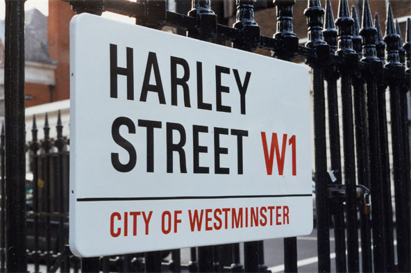 harley-street-sign