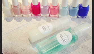 {Beauty} Gloss & Polish Gives the Perfect Long-Lasting At-Home Manicures & Pedicures