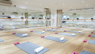 {Beauty & Exercise} barrecore Opens For The AGs in Wimbledon!
