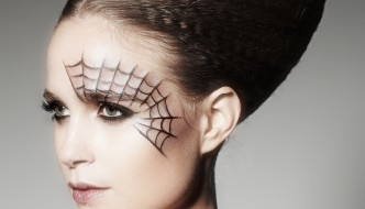 {Beauty} Spooky-Chic. Halloween Hair and Makeup at Duck and Dry