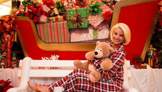 {Fashion Friday/My Style} Christmas Pajama Party!