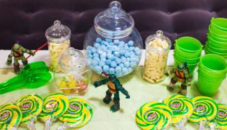 {Mummy & Me} Mini AB's Ninja Turtle Birthday Party at My Kid Atelier