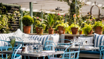{Eat & Drink} The Sun is Shining and the Ivy Chelsea Garden is Where to Enjoy It