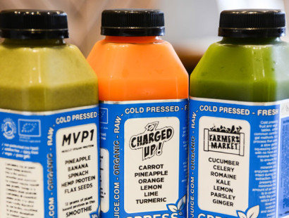 {Eat & Drink and a Little AG Life Update} The CPRESS Savansana Cleanse