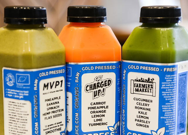 cold-pressed