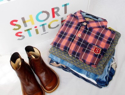 {Mummy & Me} For the Moms Who Have Zero Time To Shop For Their Minis, Introducing ShortStitch