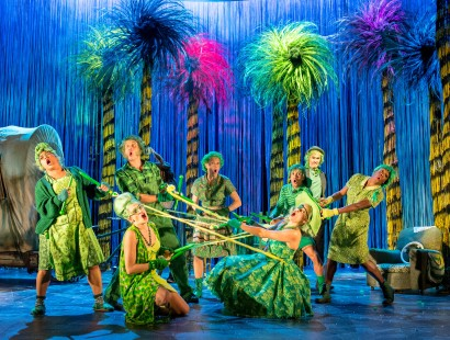 "{Entertainment} Dr Seuss's ""The Lorax"" at The Old Vic – book now!"