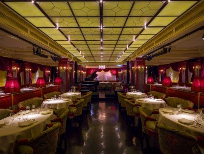 {Eat & Drink} I wanted to love Park Chinois…