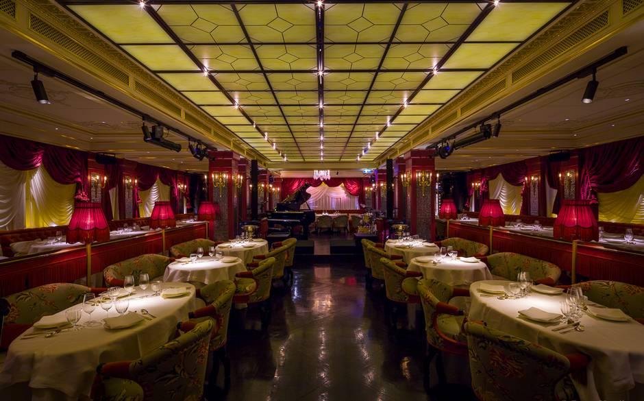 Park Chinois Restaurant