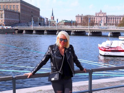 {Travel} An American Girl in Stockholm