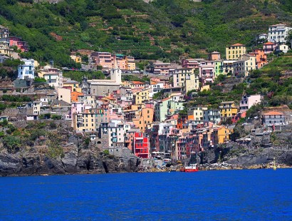 {Travel} Chilling in Cinque Terre