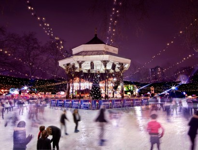 {A Date for Your Diary} Get Your Tickets to the Exclusive Winter Wonderland Preview Night
