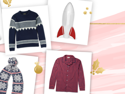 {My Style} AG's Christmas Gift Guide, For the Man in Your Life