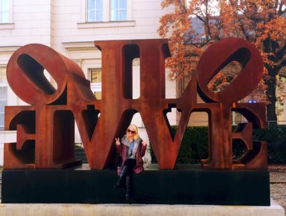 {Travel} An American Girl in Berlin