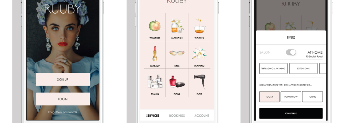 {Beauty} 20% off ALL at-home beauty treatments with Ruuby