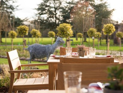 {Eat & Drink} Brand New Cooking Classes at Chewton Glen