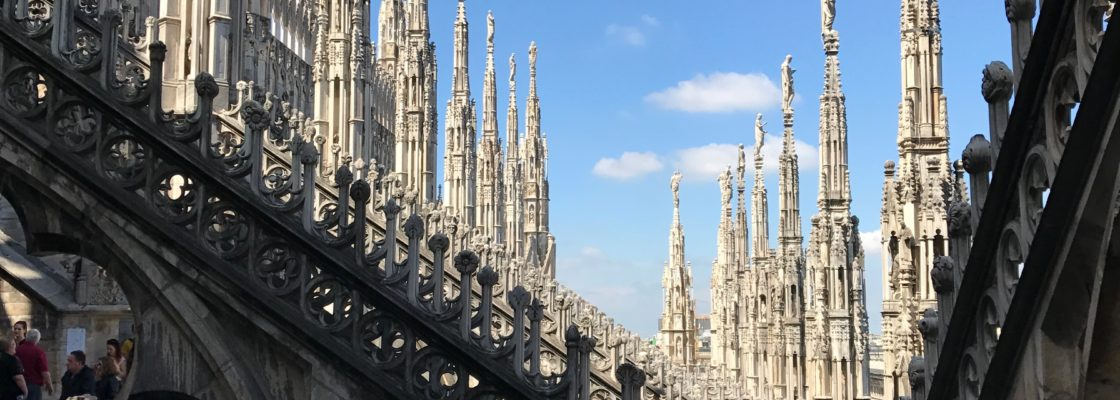 {Travel} An American Girl in Milan