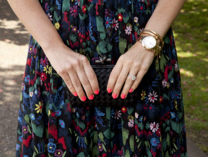 {My Style} A Garden Party Gown