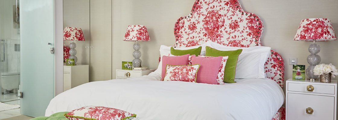 {Interiors} Inside Our Bedroom by Caitlin Henderson Design