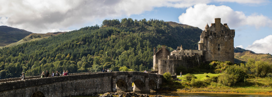 {Travel} An American Girl in Inverness