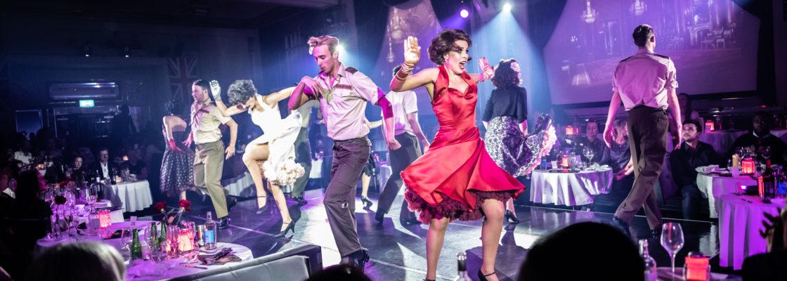 {Entertainment} The London Cabaret Club